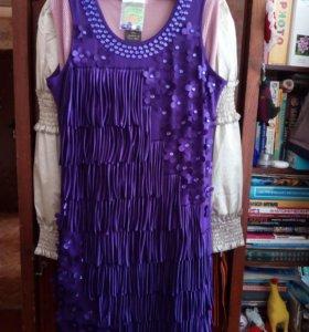 Платье новое46-48разм