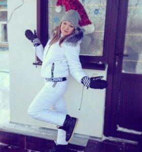 Стильный зимний костюм
