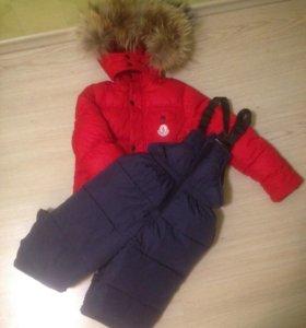 Комплект зима Moncler