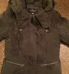 Курточка на весну, осень