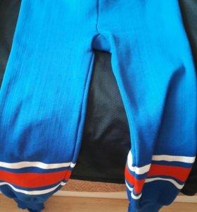 Ретузы и футболка хоккейные взрослые