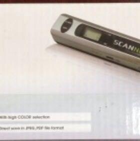 Беспроводной ручной сканер TSN415 Handyscan