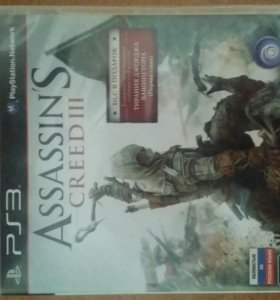 Assassins creed 3. ps3