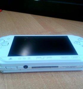 Sony Psp-E1000-PSP-white