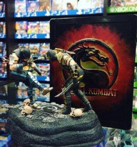 Mortal Kombat Коллекционка PS3