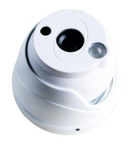 Камера видеонаблюдения 2 mp. Антивандальная