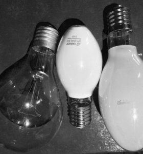 Лампы уличного освещения