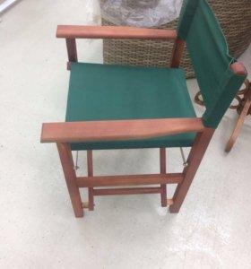 Складной стул, новый, для дачи, рыбалки, пикника.