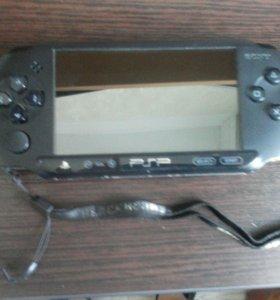 PSP с прошивкой, описание👇