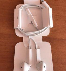 Новые наушники Apple IPhone 7