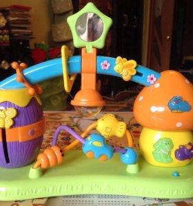 Развивающая игрушка BabyGo Волшебная полянка