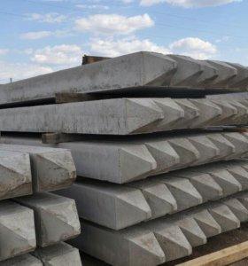 Сваи бетонные для фундамента