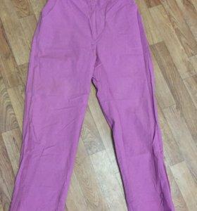 Летние женские брюки и Капри 48