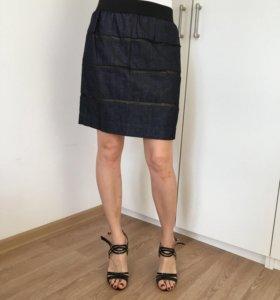 Юбка джинсовая Catherine Malandrino 44