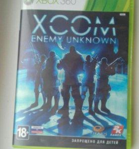 """Диск для Xbox360 """"Xcom enemy unknown"""""""