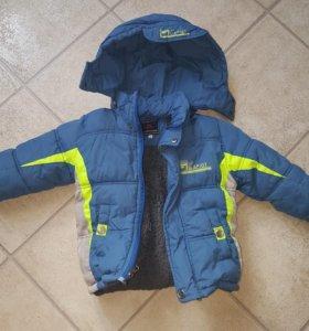 Куртка зимняя 98/104