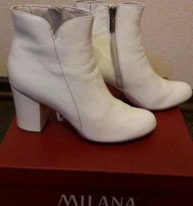 Ботильоны/ ботинки/ полусапожки Milana