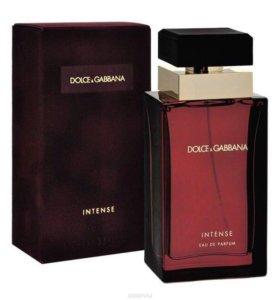"Dolce & Gabbana ""Pour Femme Intense"" 100 ml"