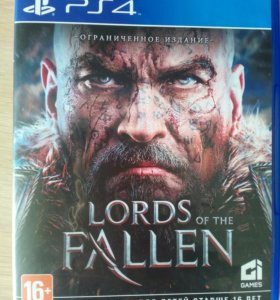 Lords of the Fallen на PS4
