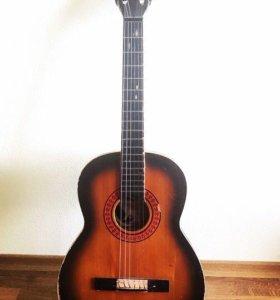 Гитара ORFEUS ( раритет 1970 г)