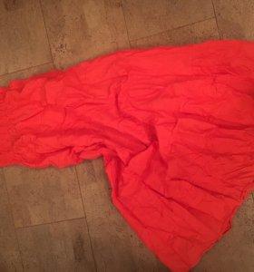 Платье сарафан длинное s