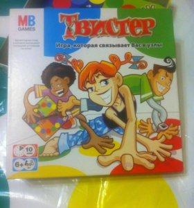 Твистер игра