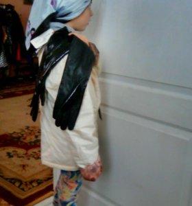 Перчатки куртка
