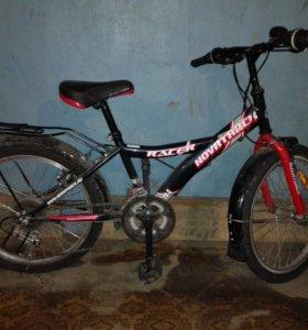 Велосипед детский спортивный