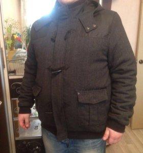 Куртка -пальто весна-осень мужск