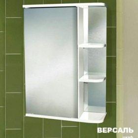 Шкаф для ванной с зеркалом Версаль
