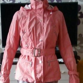 Куртка-ветровка(новая)