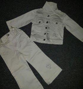 Джинсовые костюмы