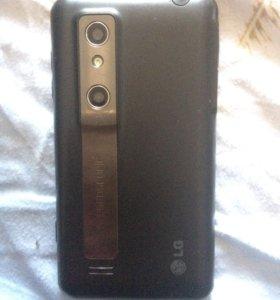 Optimus 3D Смартфон LG P920