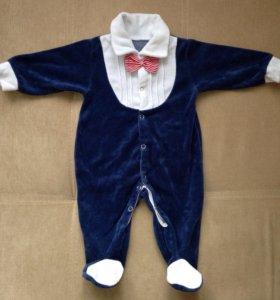 Комбинезон  нарядный для мальчика