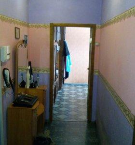 2-ух комнатная квартира.