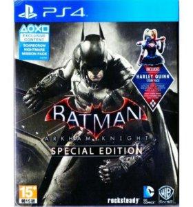 Batman Arkham knight playstation 4 ps4