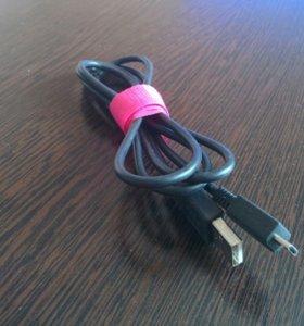 MicroUSB кабеля в ассортименте
