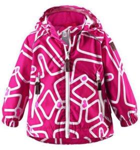 Новая куртка reima весна-лето 92+6