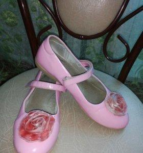 Продам туфли подростковые