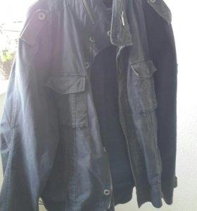 Куртка ветровка lerros xxl