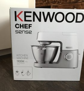 Kenwood. Кухонная машина. Новая!