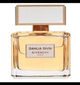 "Givenchy ""Dahlia Divin"" 75 ml."
