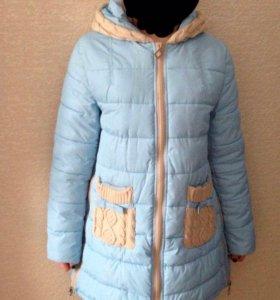 Куртка весна-осень размер 42-44 рост 155-160