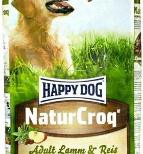Happy Dog Natur Сroq Lamm