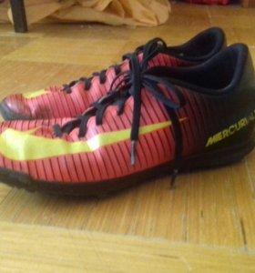 Кроссовки Nike MercurialX