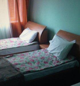 Общежитие для рабочих в Поварово