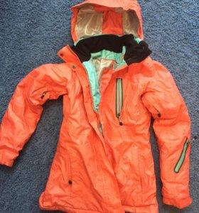 Куртка из Норвегии