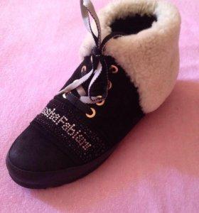 Зимние ботинки SashaFabiani