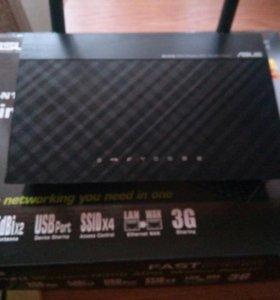 ADSL модем-маршрутизатор Asus DSL N12U