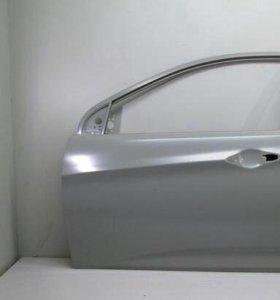 Левая передняя дверь на солярис